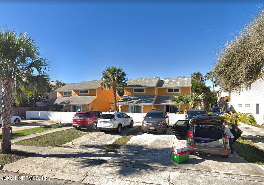 1616-1618 FIRST, NEPTUNE BEACH, FLORIDA 32266, 4 Bedrooms Bedrooms, ,4 BathroomsBathrooms,Investment / MultiFamily,For sale,FIRST,1123069