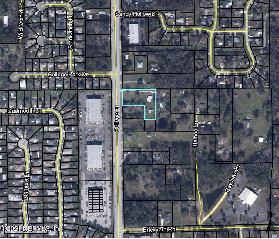 395 COLLEGE, MIDDLEBURG, FLORIDA 32068, ,Commercial,For sale,COLLEGE,1123420