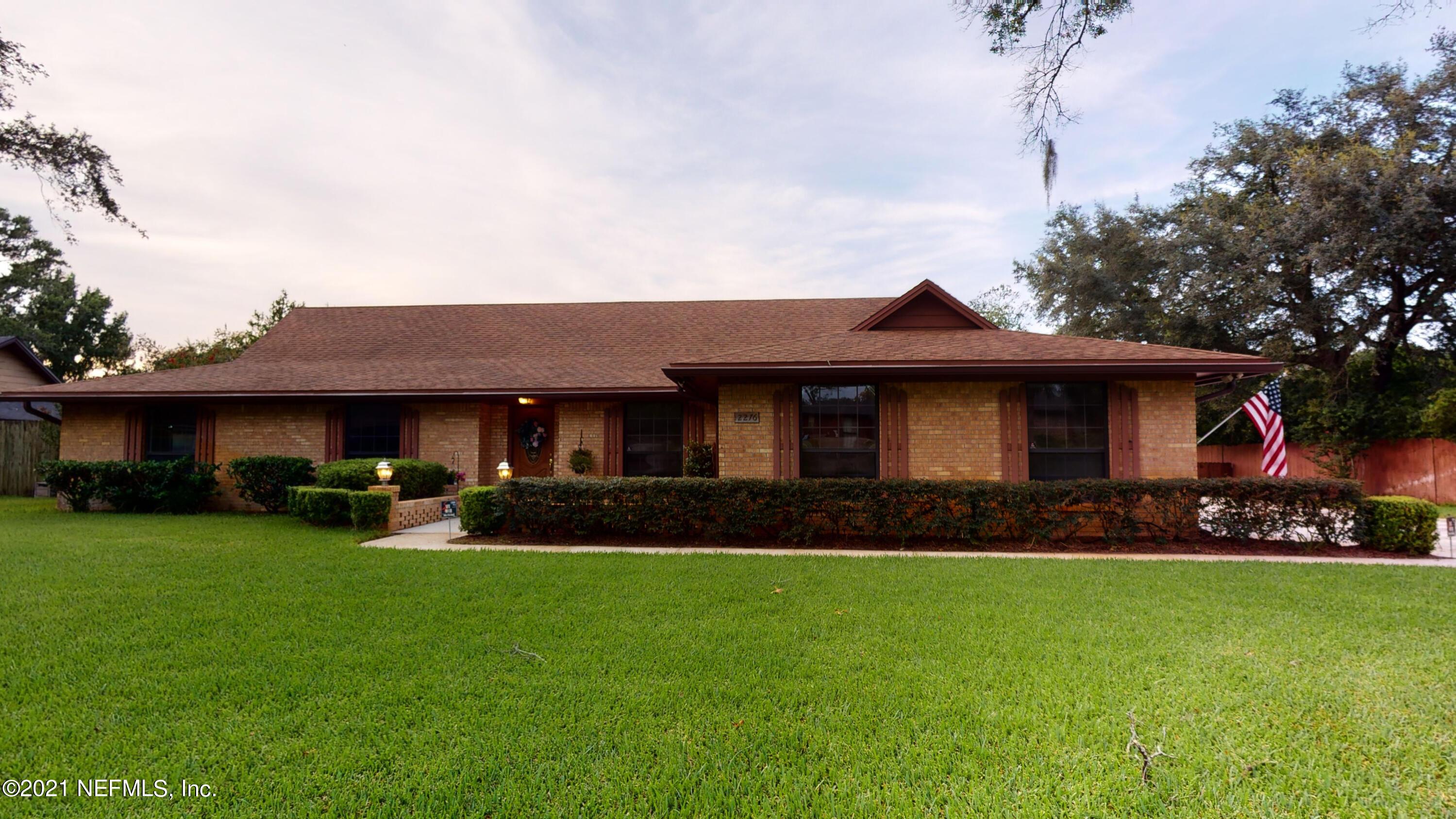2276 FOXWOOD, ORANGE PARK, FLORIDA 32073, 4 Bedrooms Bedrooms, ,2 BathroomsBathrooms,Residential,For sale,FOXWOOD,1123542