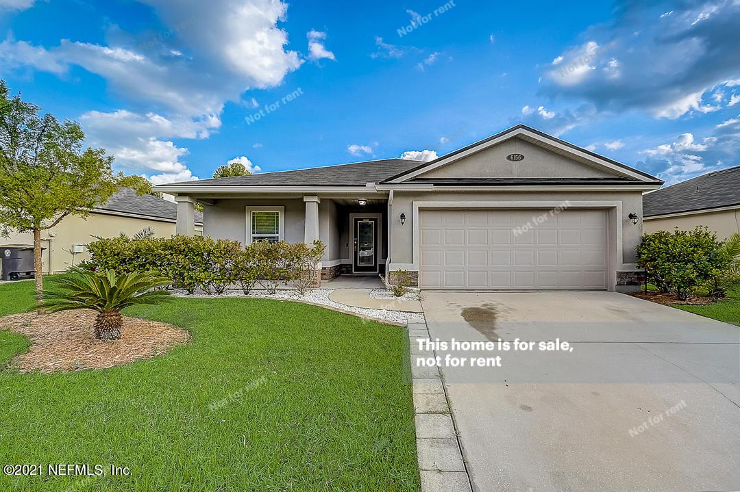 6156 SANDLER CHASE, JACKSONVILLE, FLORIDA 32222, 4 Bedrooms Bedrooms, ,2 BathroomsBathrooms,Residential,For sale,SANDLER CHASE,1123812