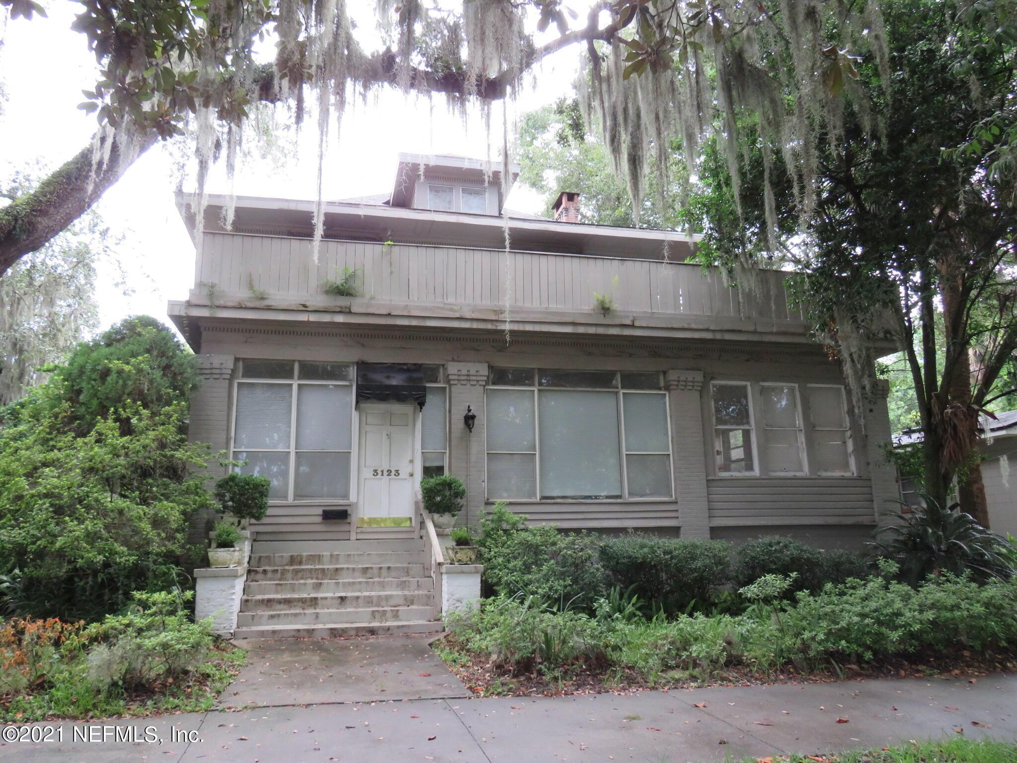 1721 ABERDEEN, JACKSONVILLE, FLORIDA 32205, 6 Bedrooms Bedrooms, ,7 BathroomsBathrooms,Investment / MultiFamily,For sale,ABERDEEN,1124798