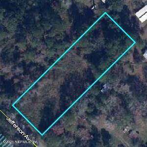 0 JEFFERSON, ORANGE PARK, FLORIDA 32065, ,Vacant land,For sale,JEFFERSON,1125811