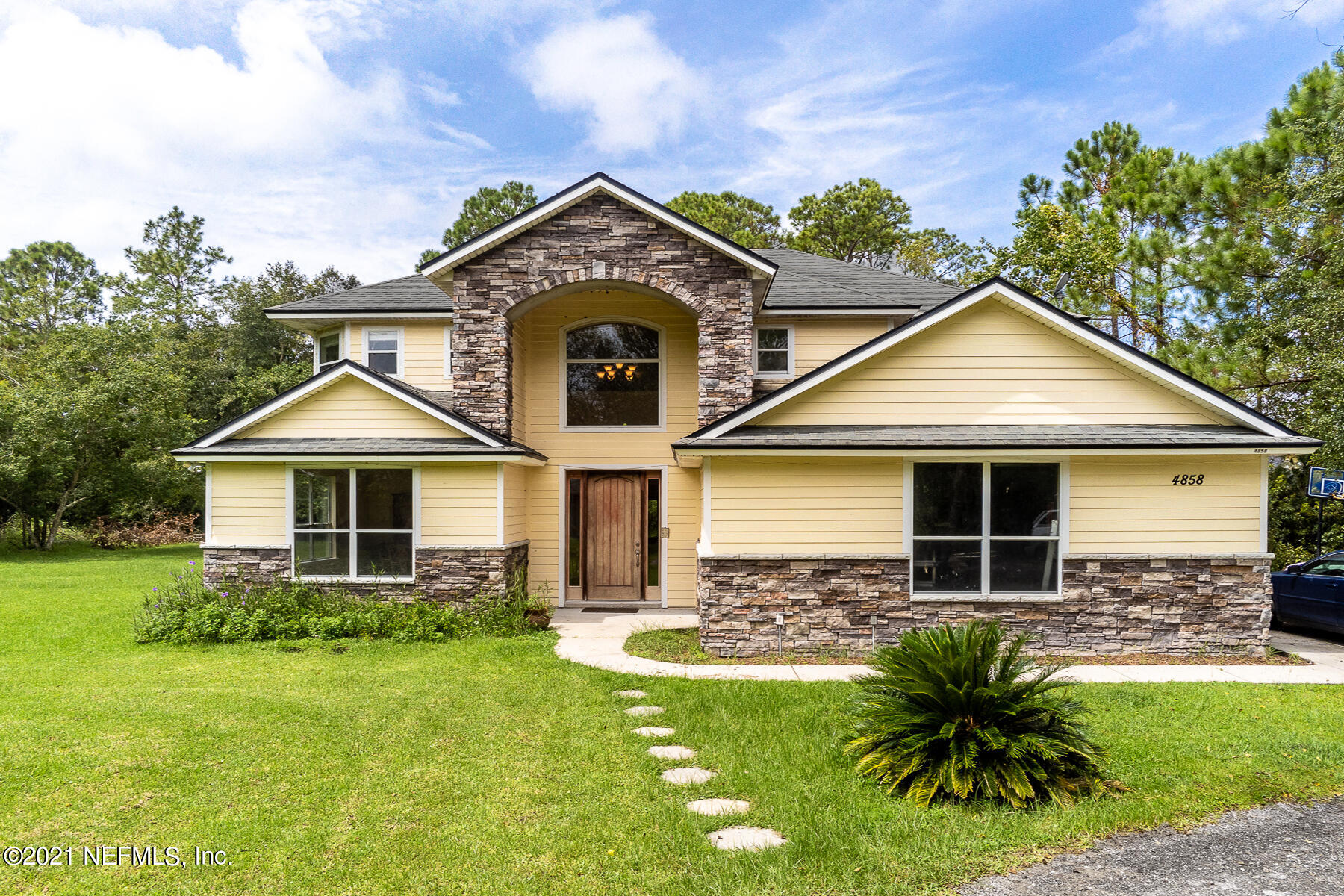 4858 RAGGEDY POINT, FLEMING ISLAND, FLORIDA 32003, 5 Bedrooms Bedrooms, ,4 BathroomsBathrooms,Residential,For sale,RAGGEDY POINT,1128530