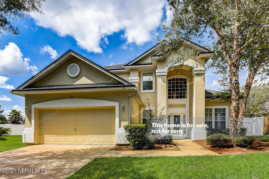386 BRIER ROSE, ORANGE PARK, FLORIDA 32065, 3 Bedrooms Bedrooms, ,2 BathroomsBathrooms,Residential,For sale,BRIER ROSE,1129385