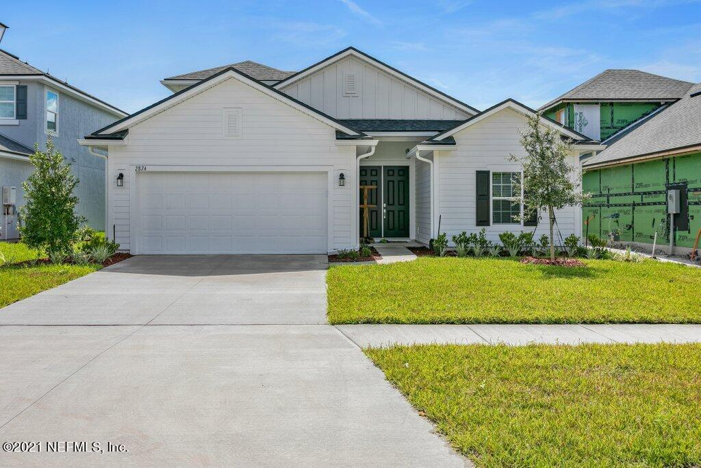 2874 COPPERWOOD, ORANGE PARK, FLORIDA 32073, 4 Bedrooms Bedrooms, ,3 BathroomsBathrooms,Residential,For sale,COPPERWOOD,1133285