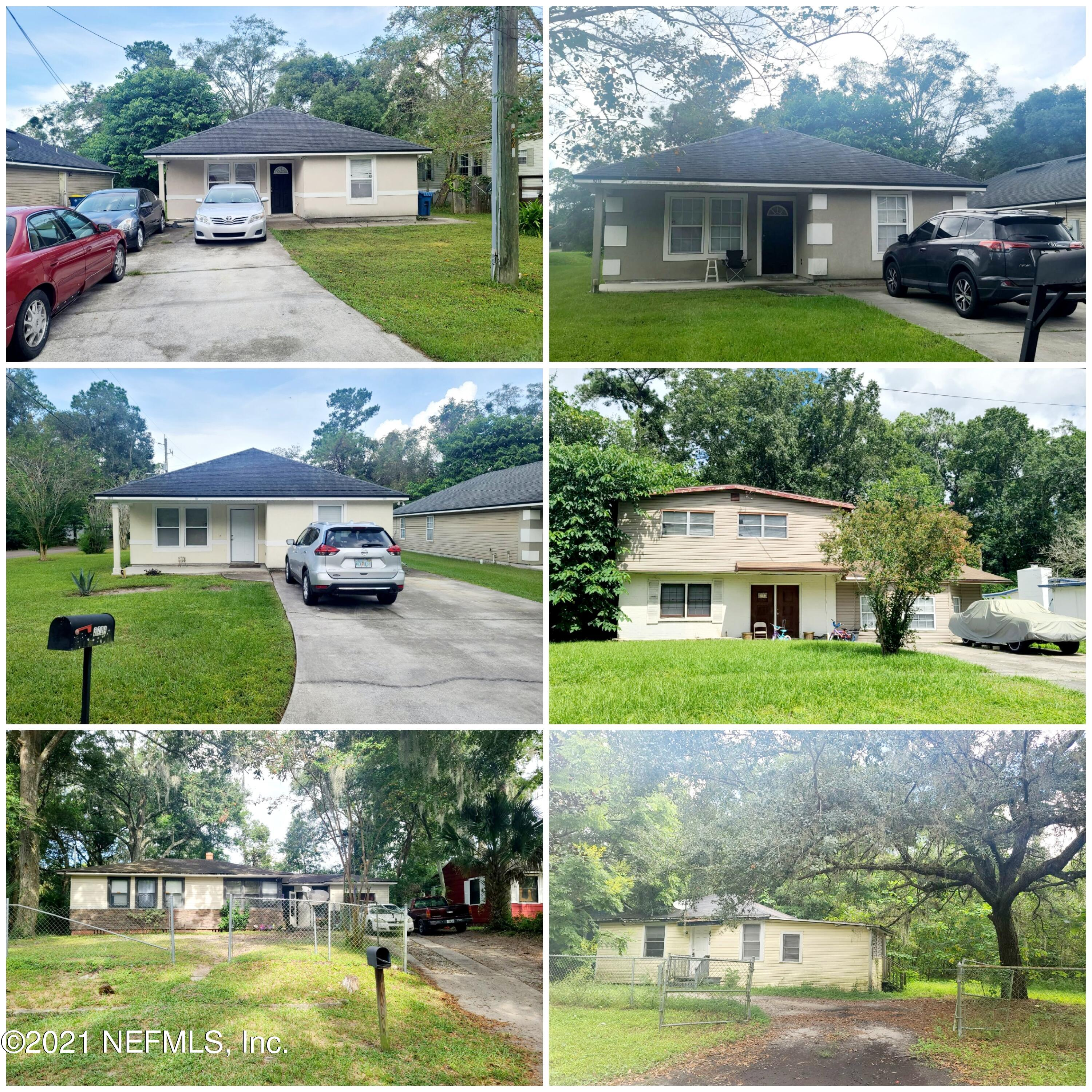 9220 7TH, JACKSONVILLE, FLORIDA 32208, 3 Bedrooms Bedrooms, ,2 BathroomsBathrooms,Investment / MultiFamily,For sale,7TH,1135290