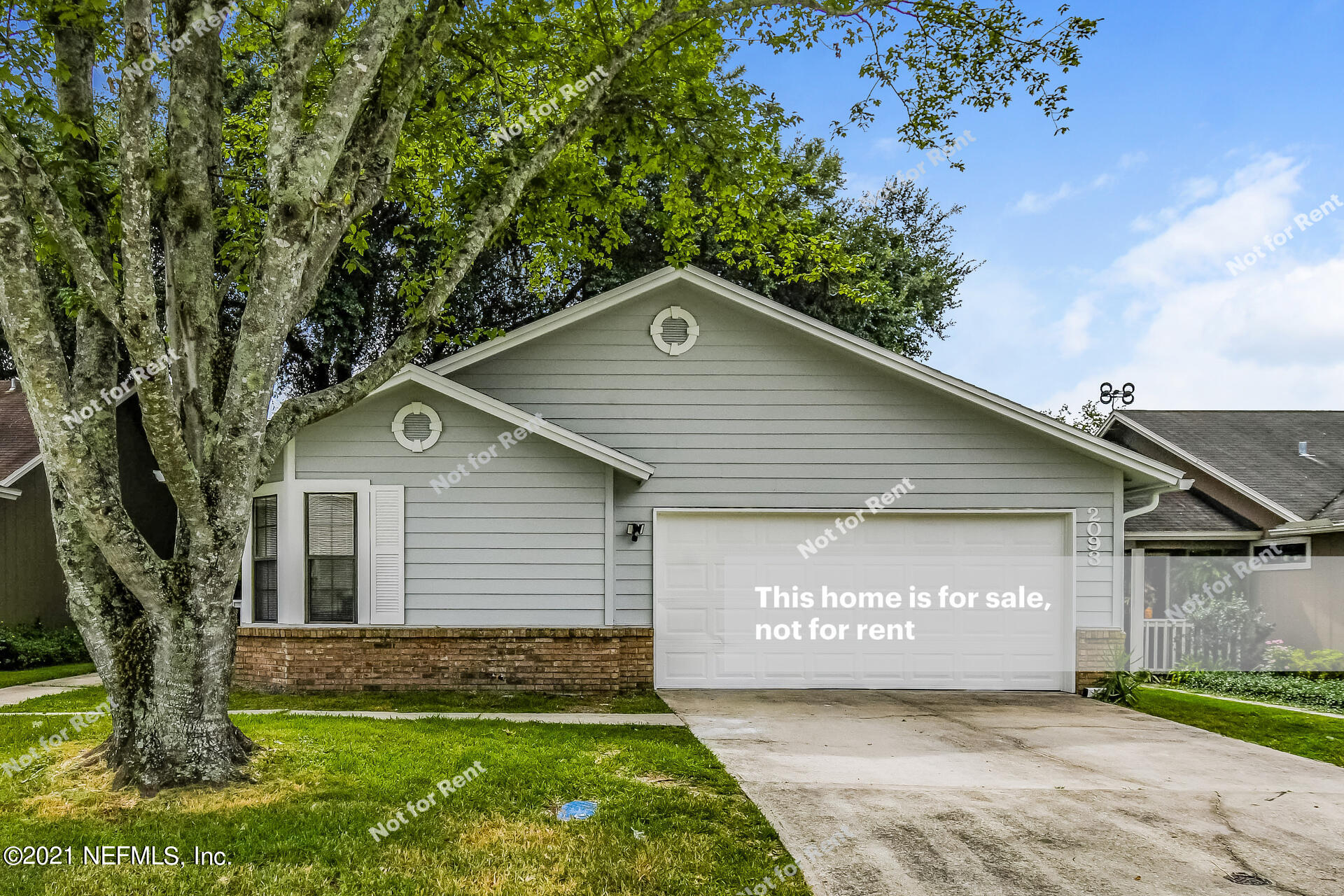 2093 TANAGER, ORANGE PARK, FLORIDA 32073, 2 Bedrooms Bedrooms, ,2 BathroomsBathrooms,Residential,For sale,TANAGER,1135500