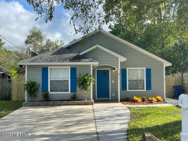 871 PACIFIC, ST AUGUSTINE, FLORIDA 32084, 3 Bedrooms Bedrooms, ,2 BathroomsBathrooms,Residential,For sale,PACIFIC,1136770