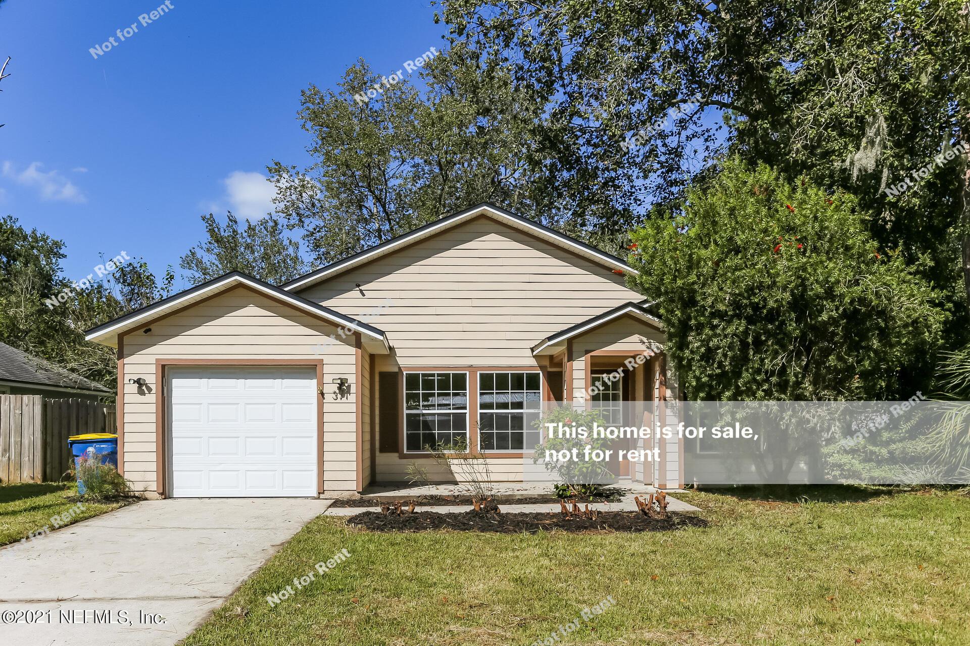 371 ERIC, JACKSONVILLE, FLORIDA 32218, 4 Bedrooms Bedrooms, ,2 BathroomsBathrooms,Residential,For sale,ERIC,1136771