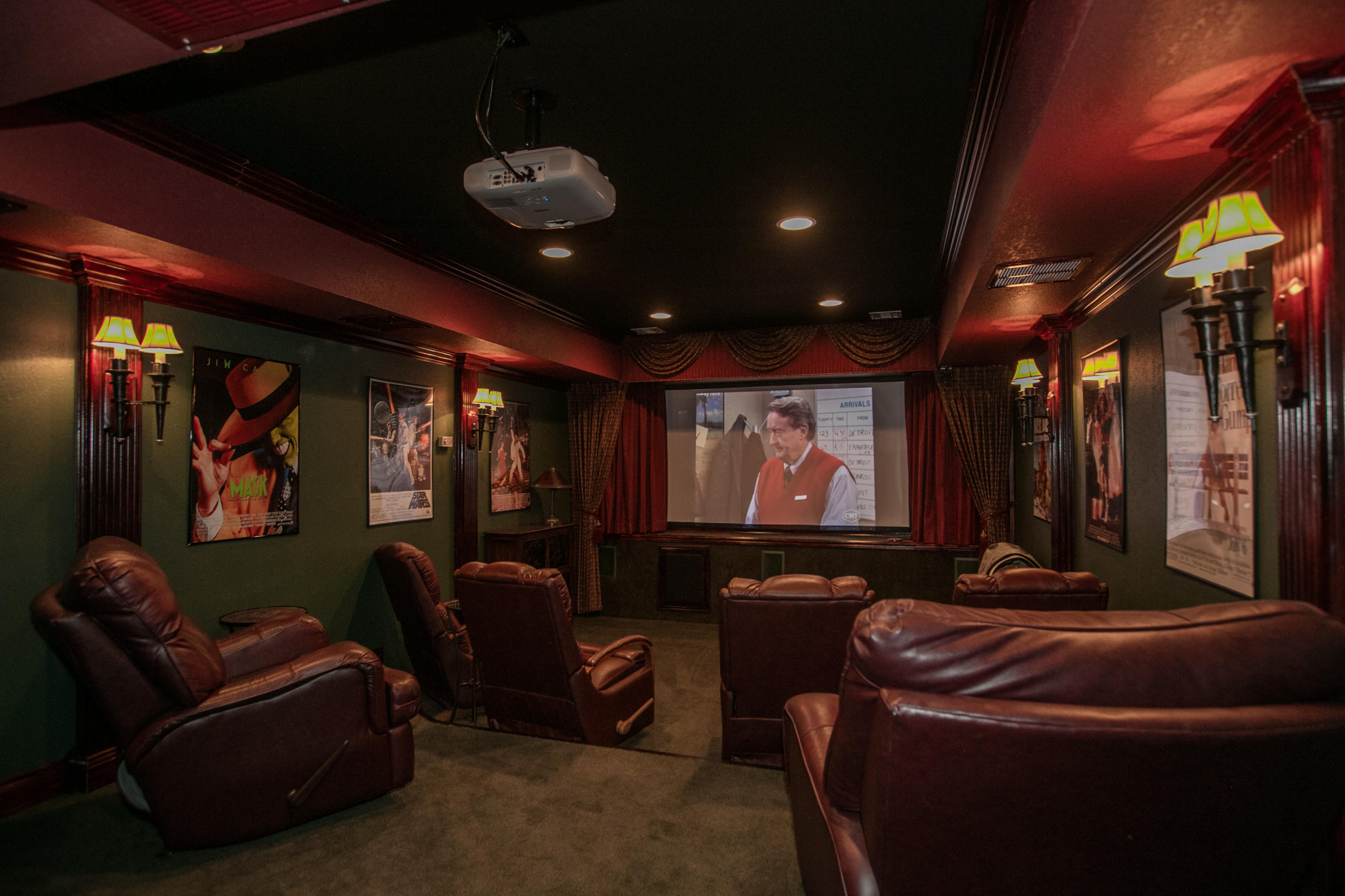 Awesome Theatre Room