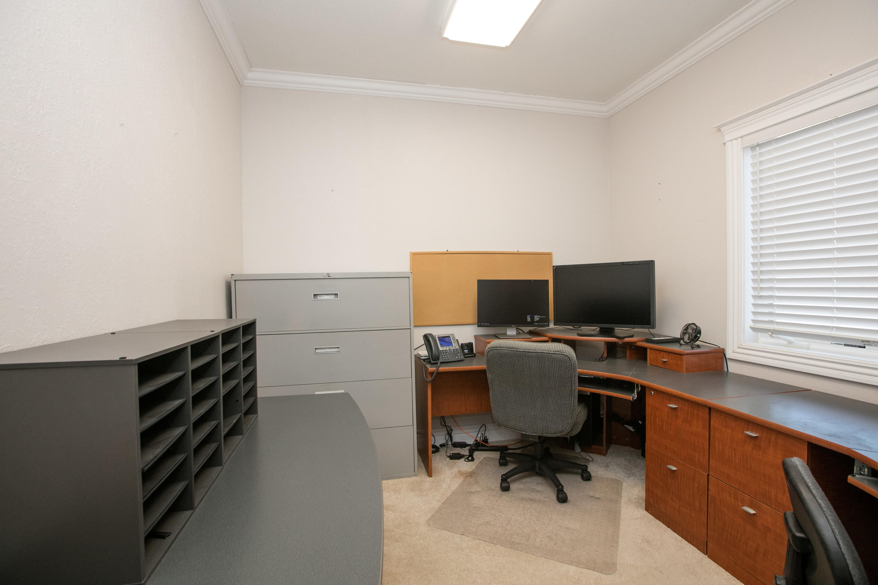 Office Off of the Master Bedroom