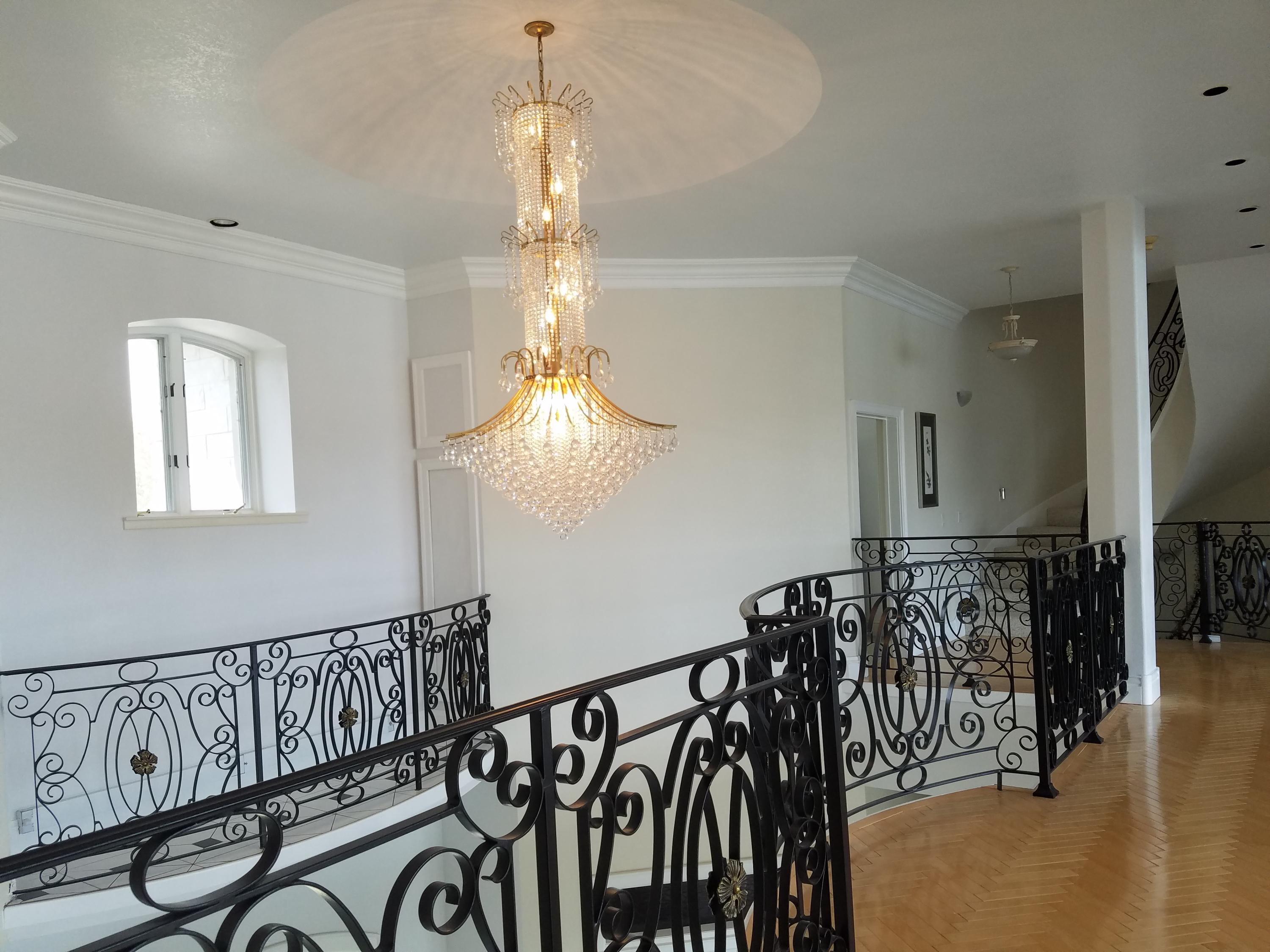View On Catwalk Over Great Room/Foyer