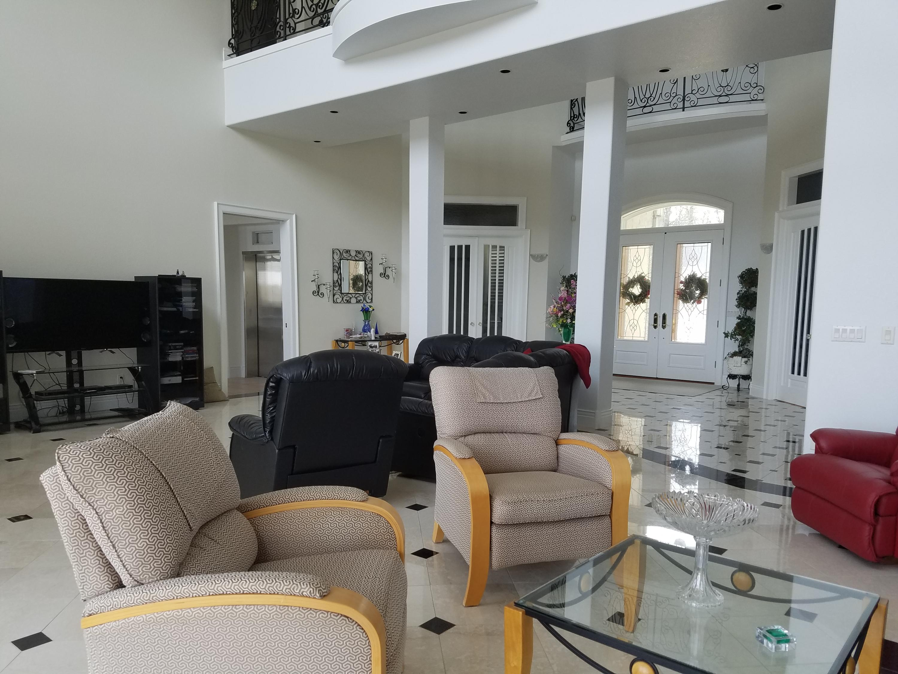 Sitting Area in Grand Room