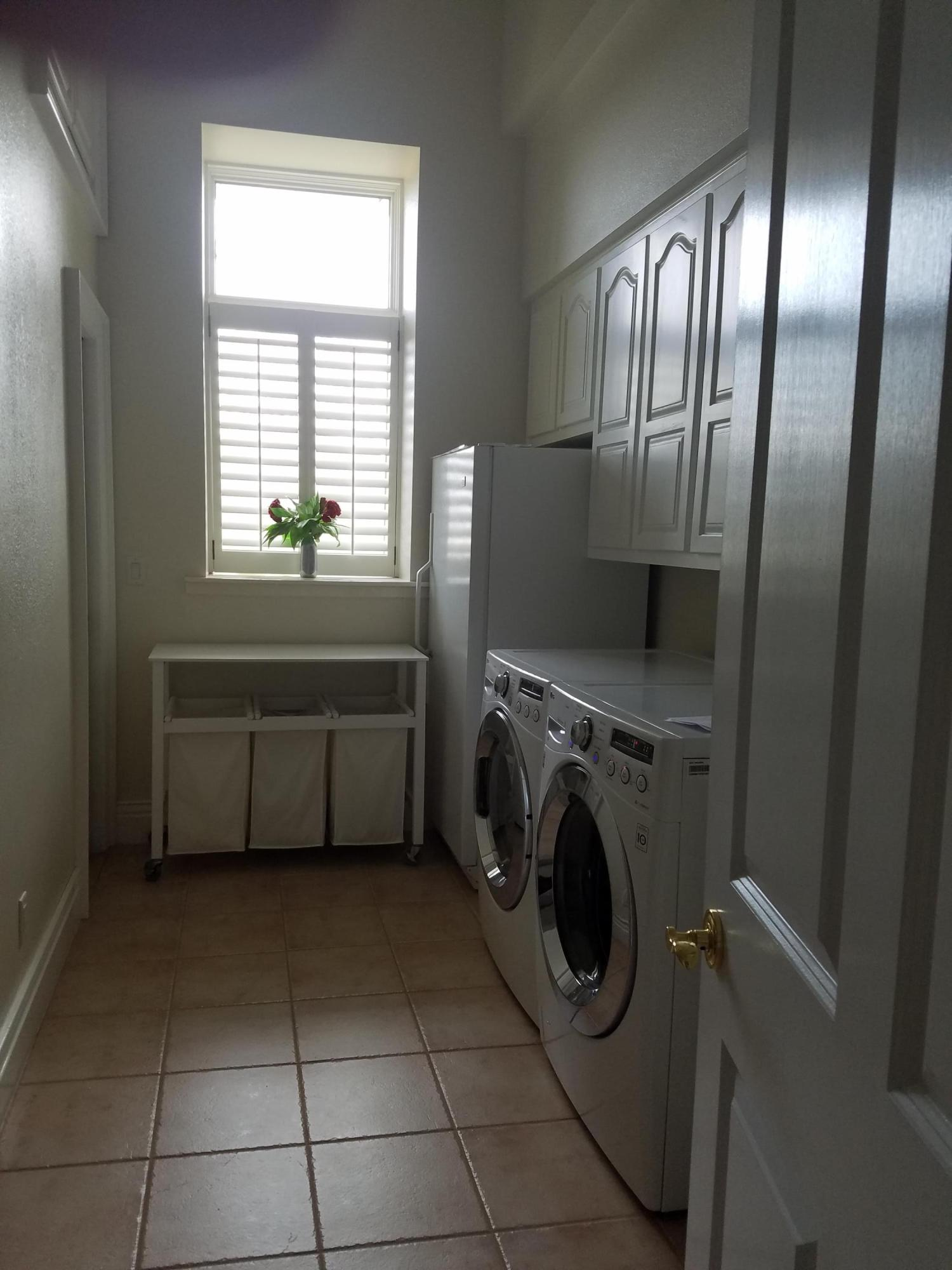 Utility Room with Tons of Storage