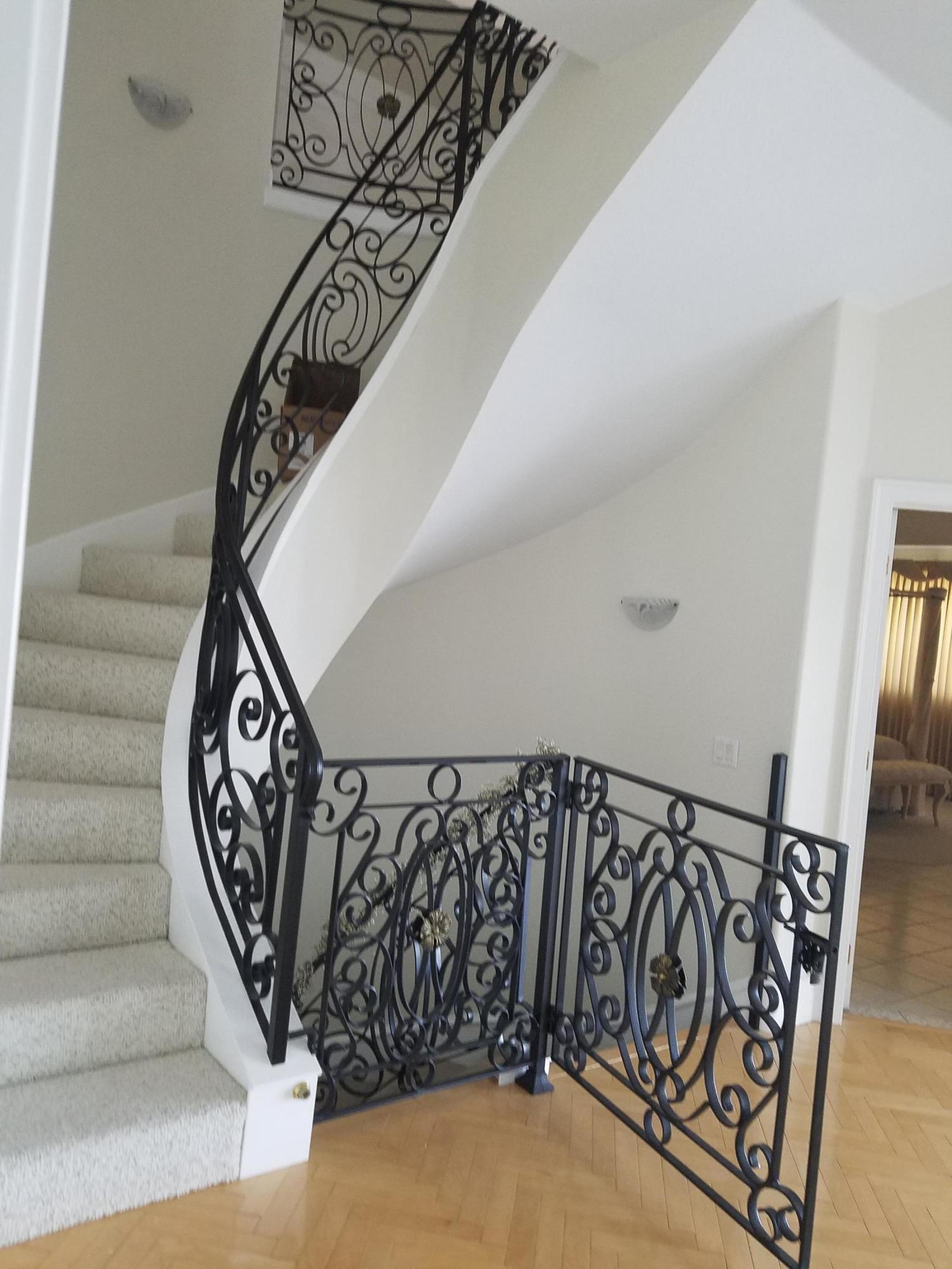 2Nd Level Staircase