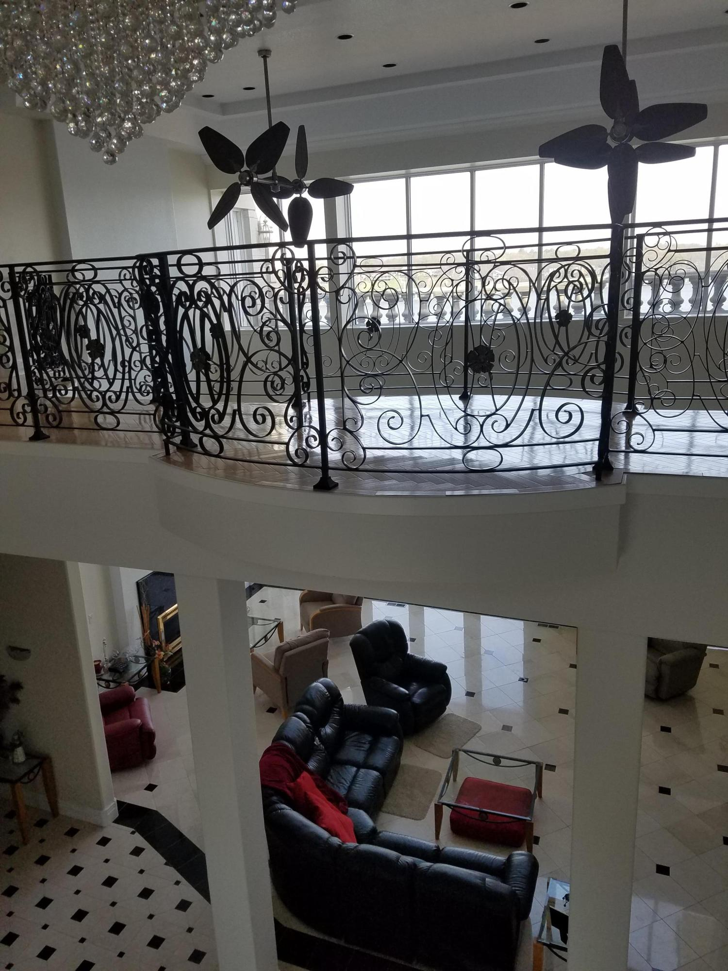 Grand Room And Catwalk