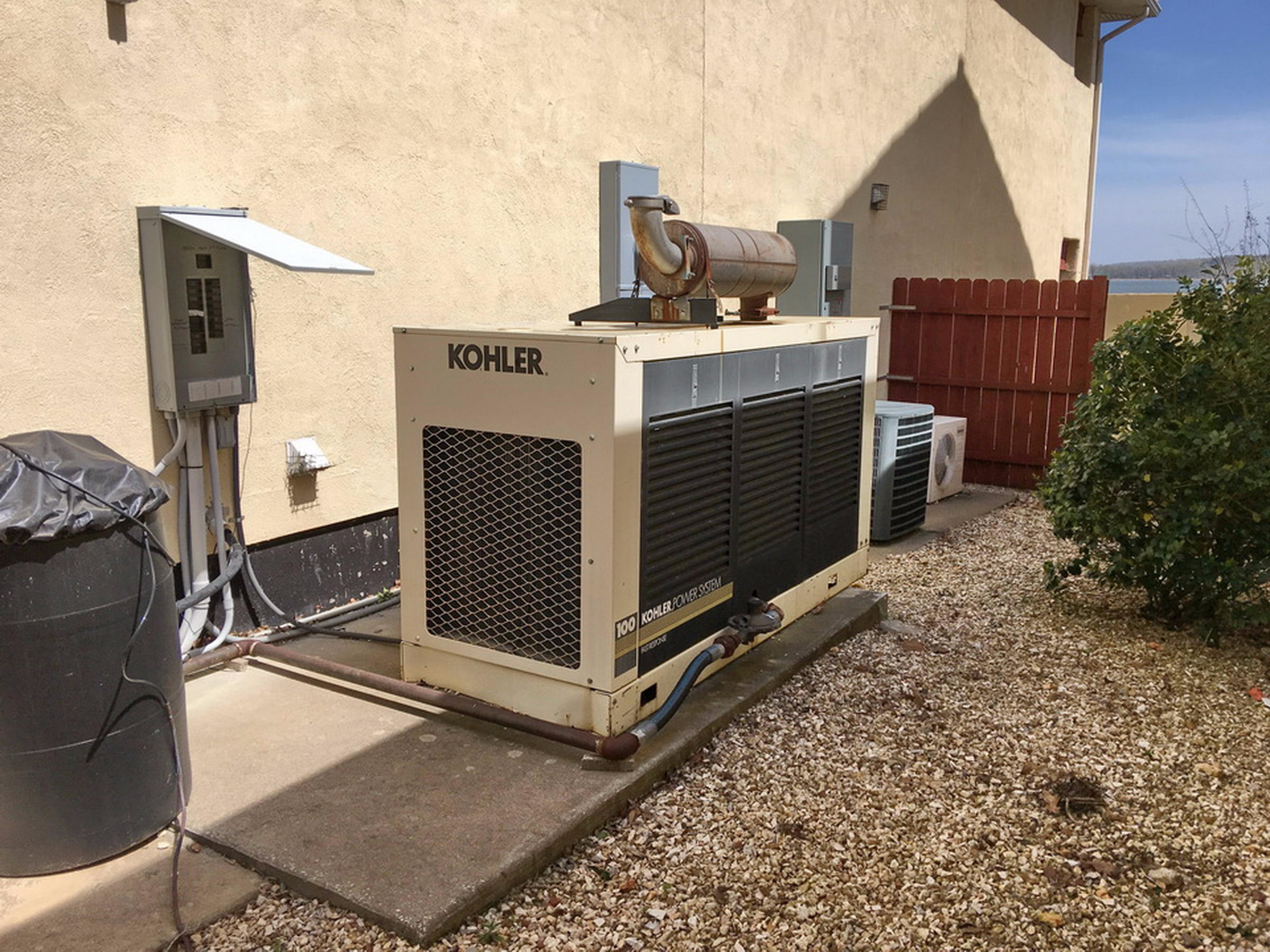 37-Back Up Generator