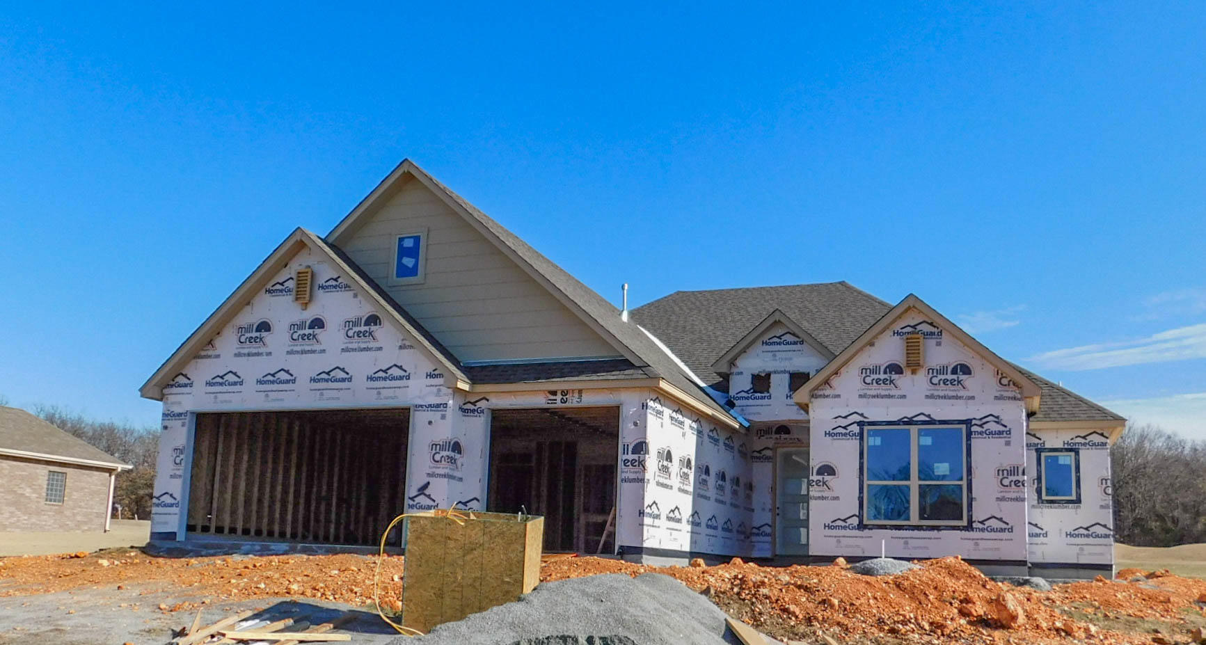 4929 Lost Cove Rd, Grove, OK 74344 - New Home Construction