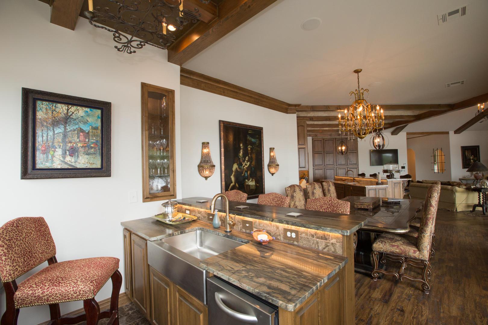 Main Floor Bar And Dining