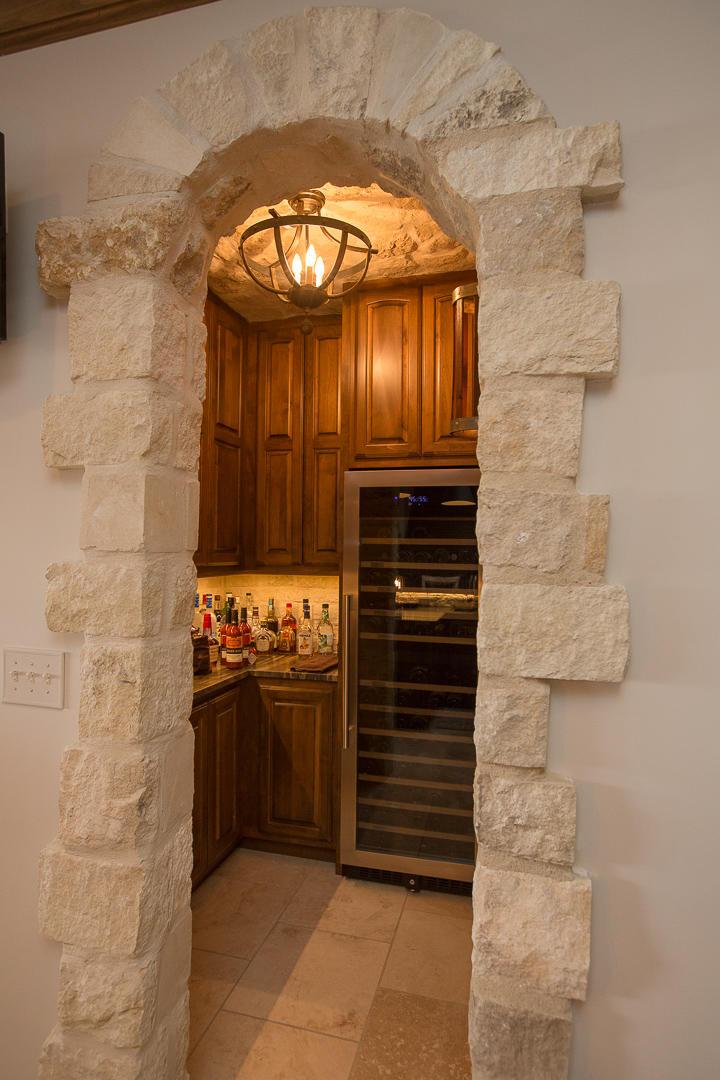 Stone Wine Room
