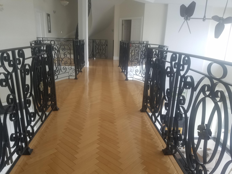 Catwalk Over Great Room