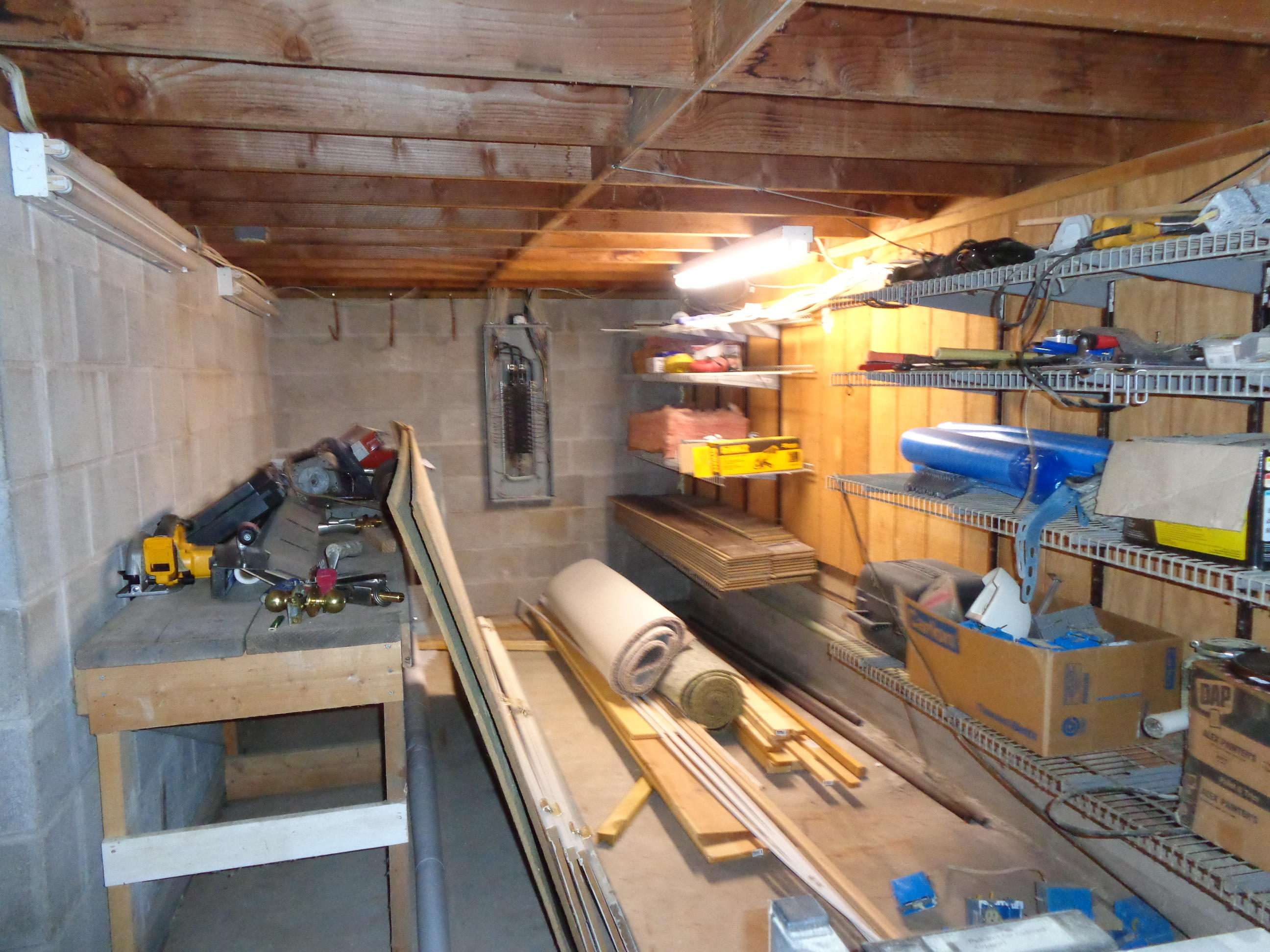 Large Workshop/Storage/Storm Shelter