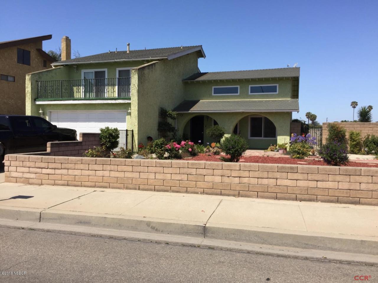 1405 N College Drive, Santa Maria, California
