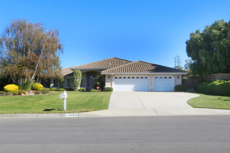4566  Kris Drive, Santa Maria, California