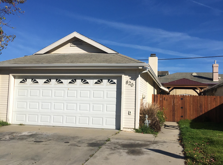 820  Marcia Way, Santa Maria, California