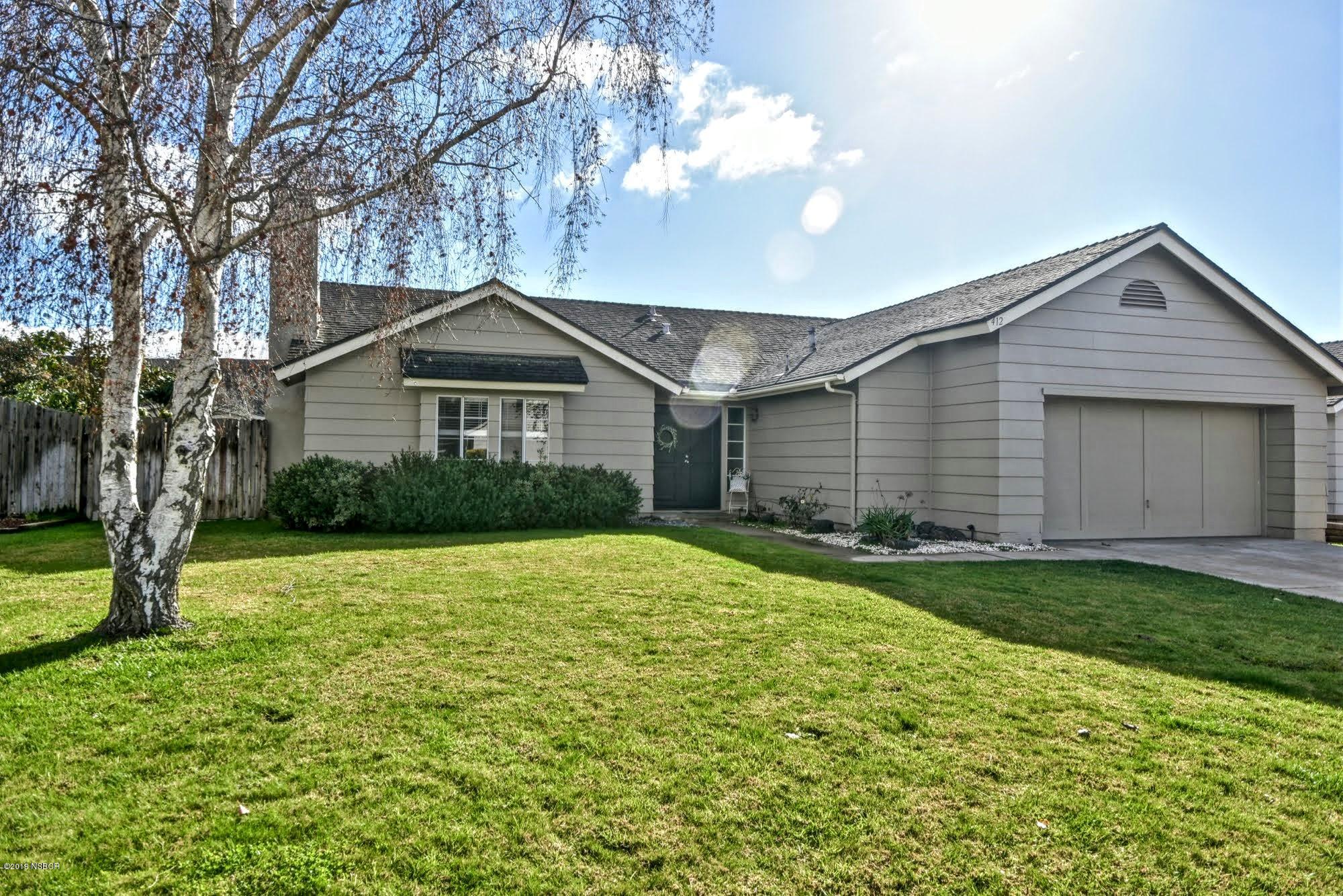 412  Cain Drive, Santa Maria, California