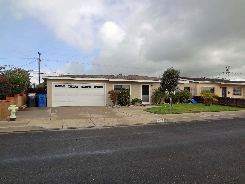 403 W Taft Street, Santa Maria, California