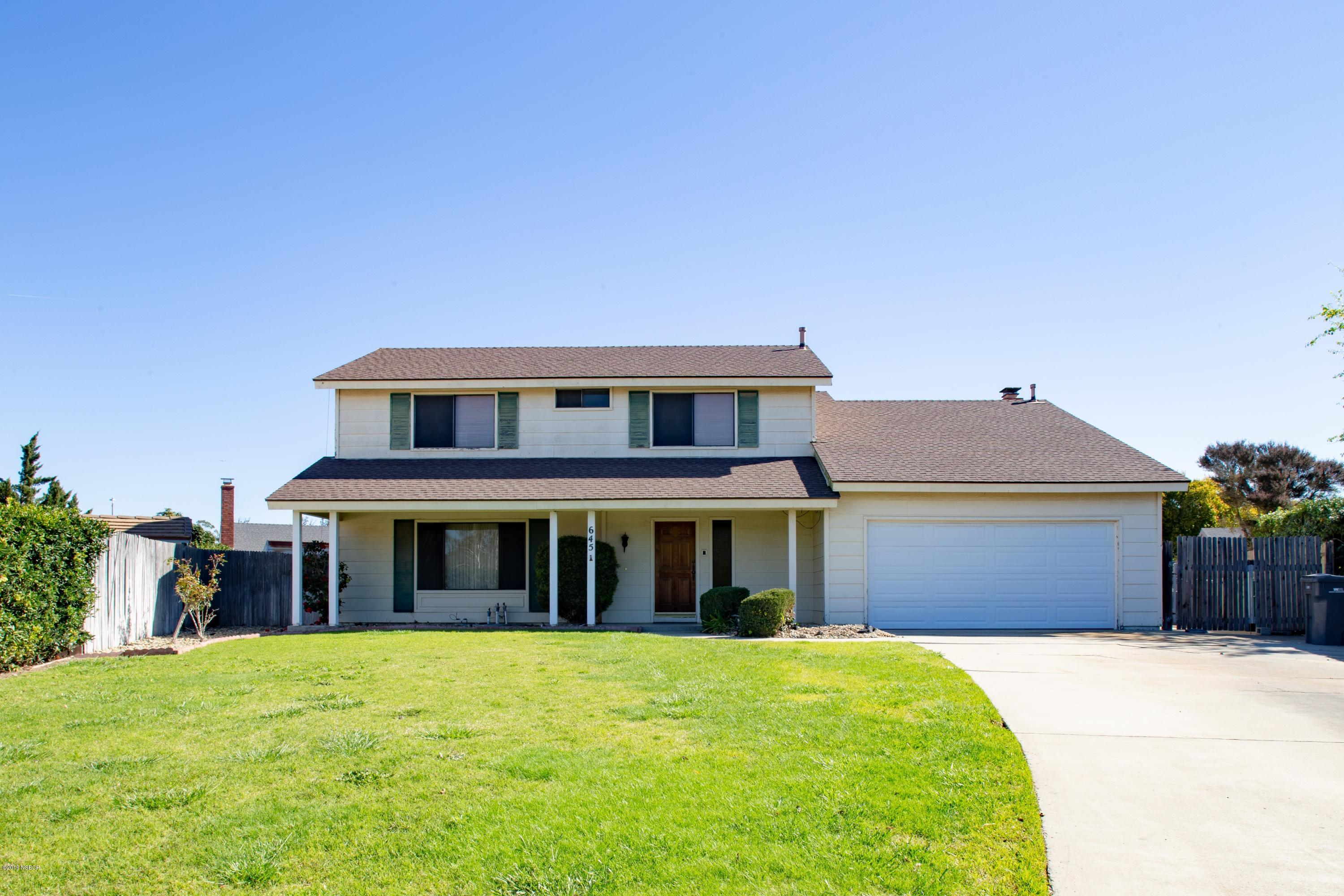 645  Woodbridge Court, Santa Maria, California