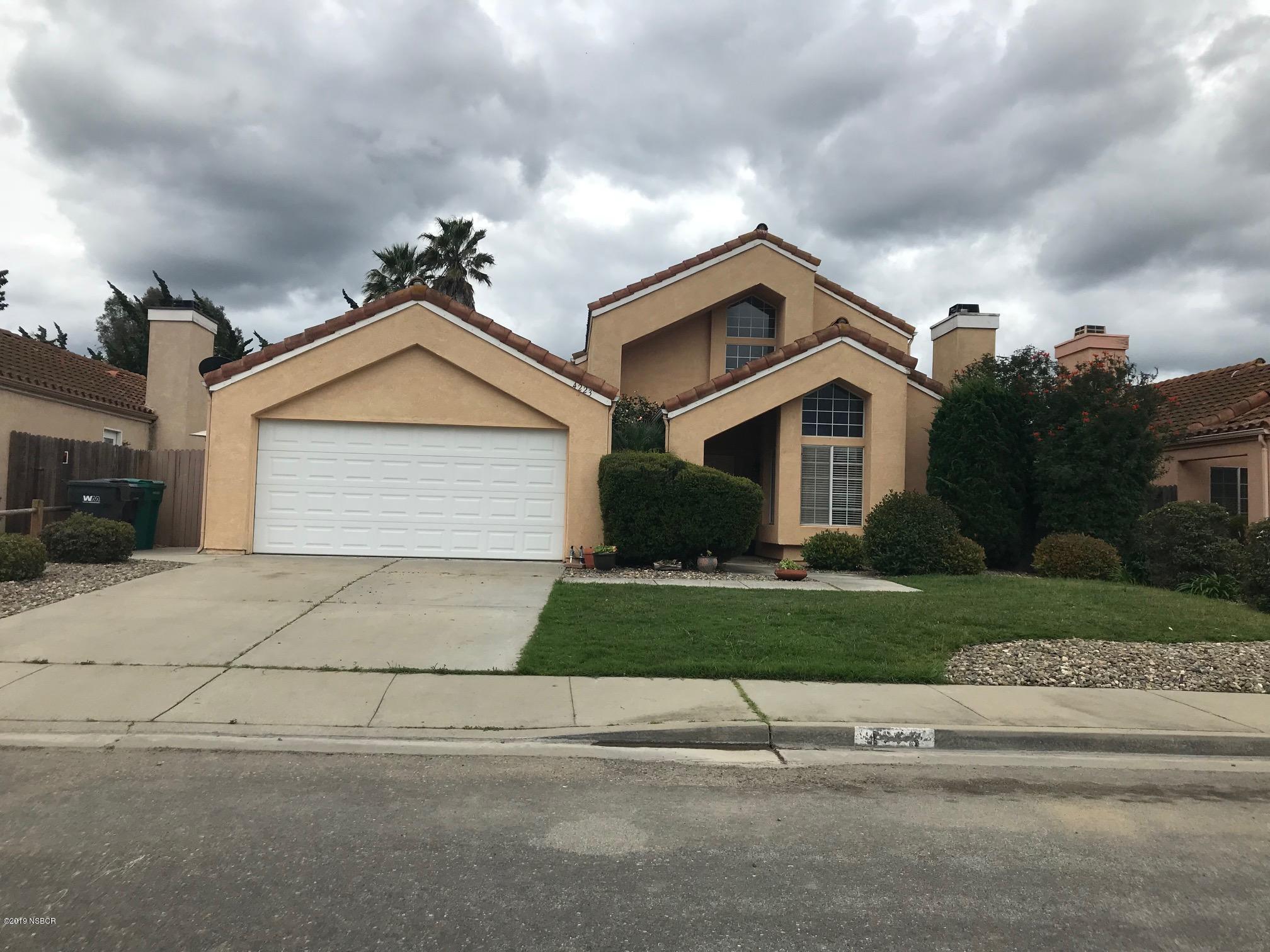 4223  Harmony Lane, Santa Maria, California