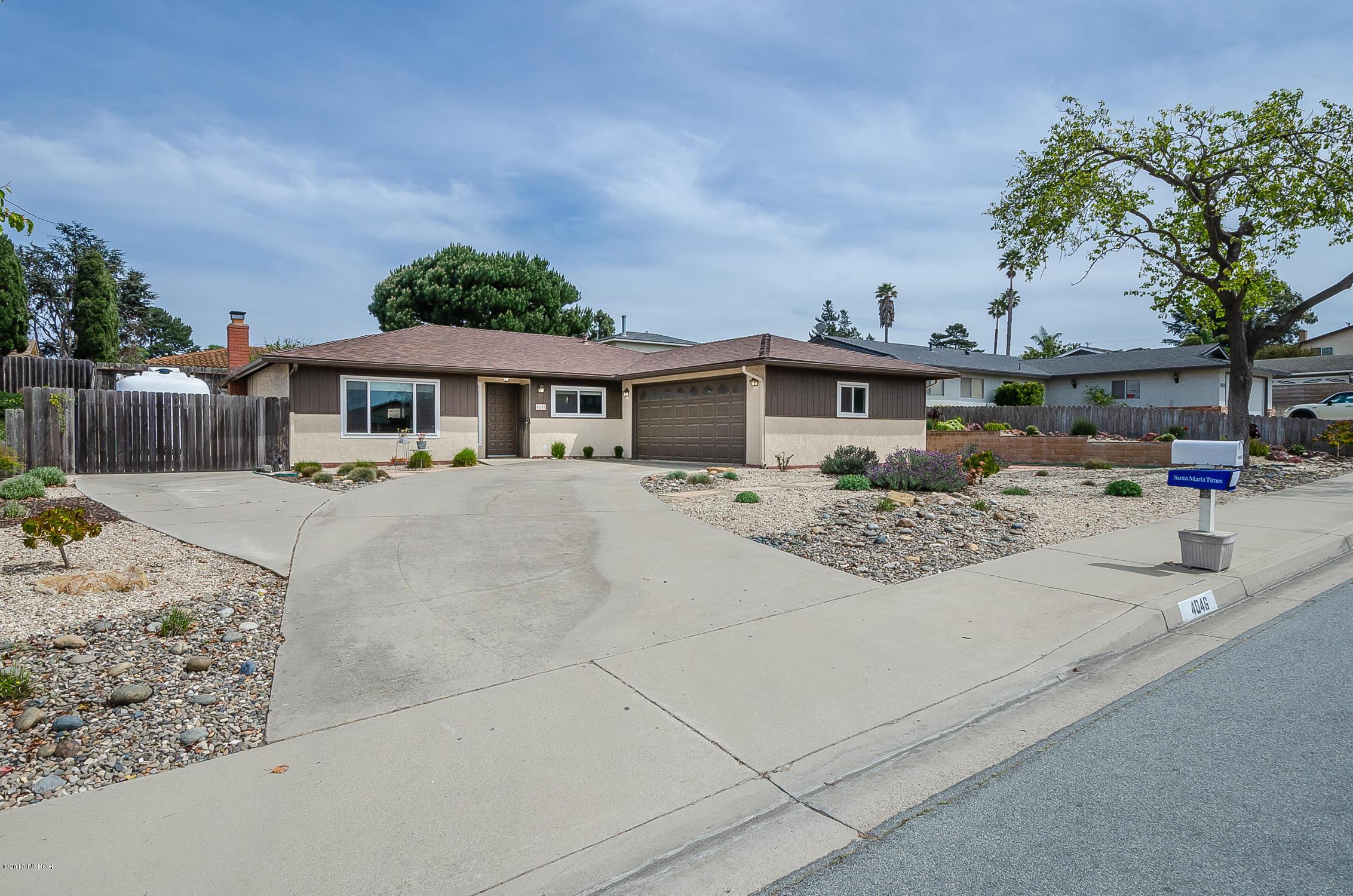 4046  Hillview Road, Santa Maria, California