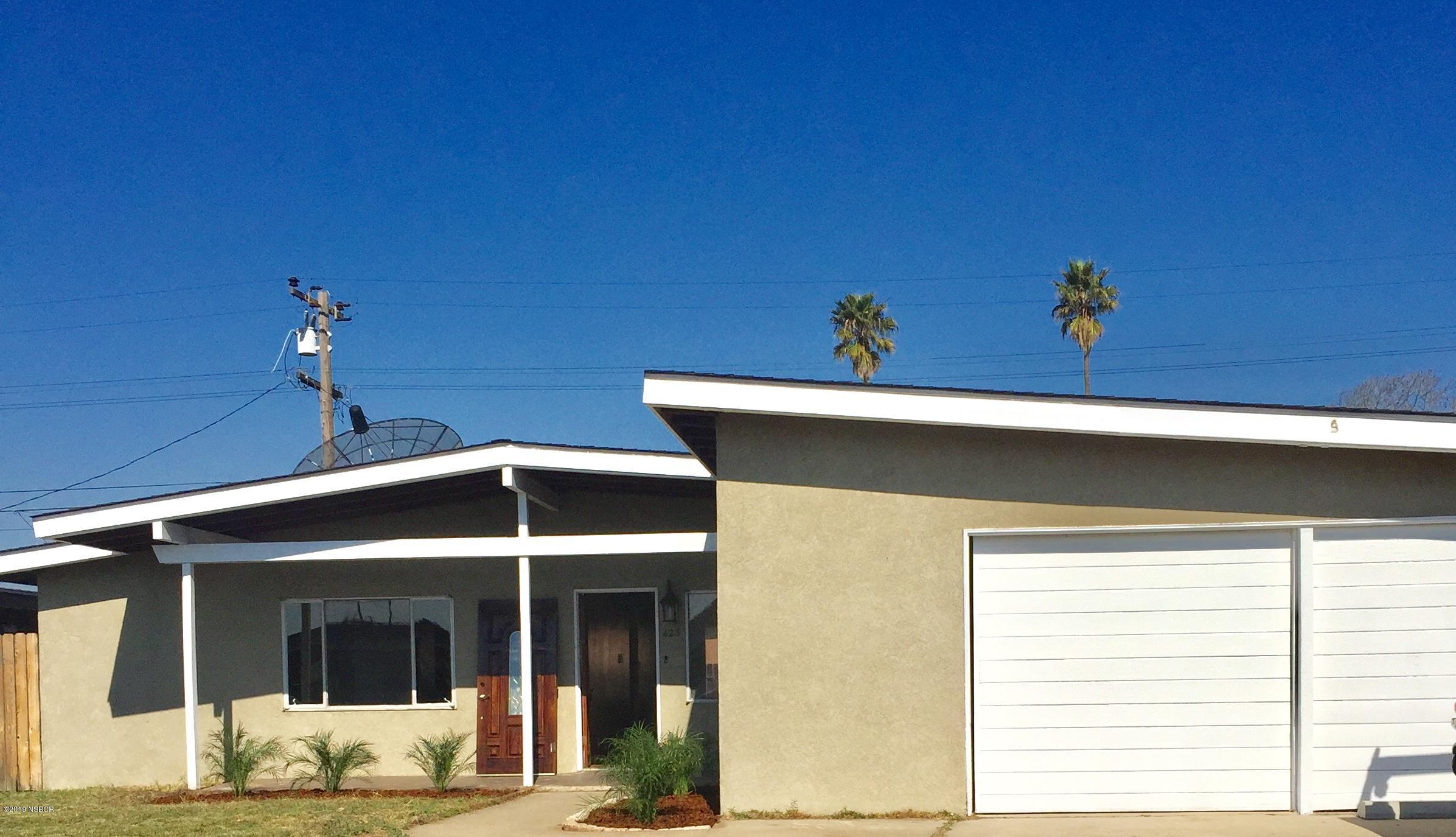 423 W Sunset Avenue, Santa Maria, California