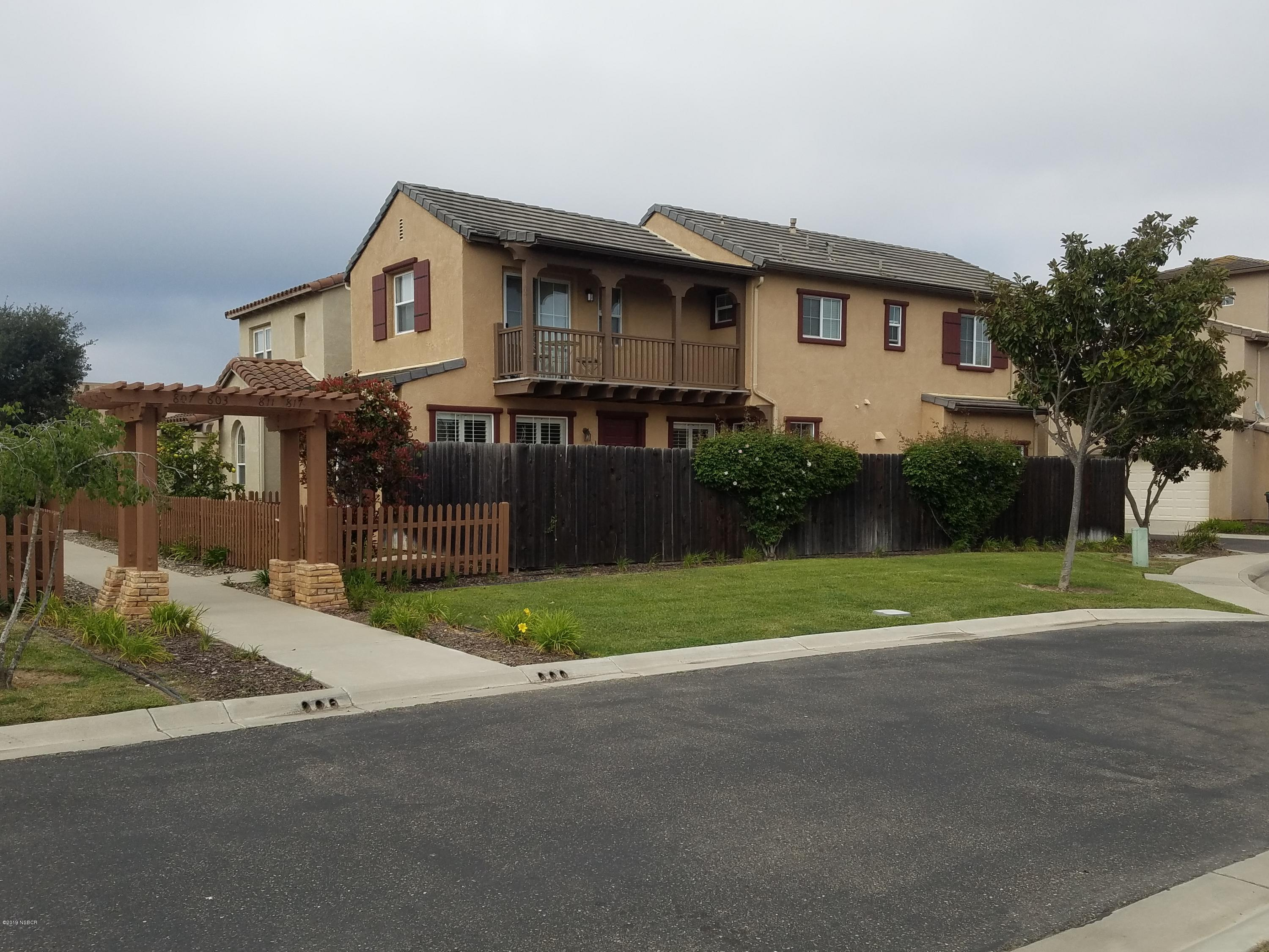 811  Tulip Lane, one of homes for sale in Santa Maria