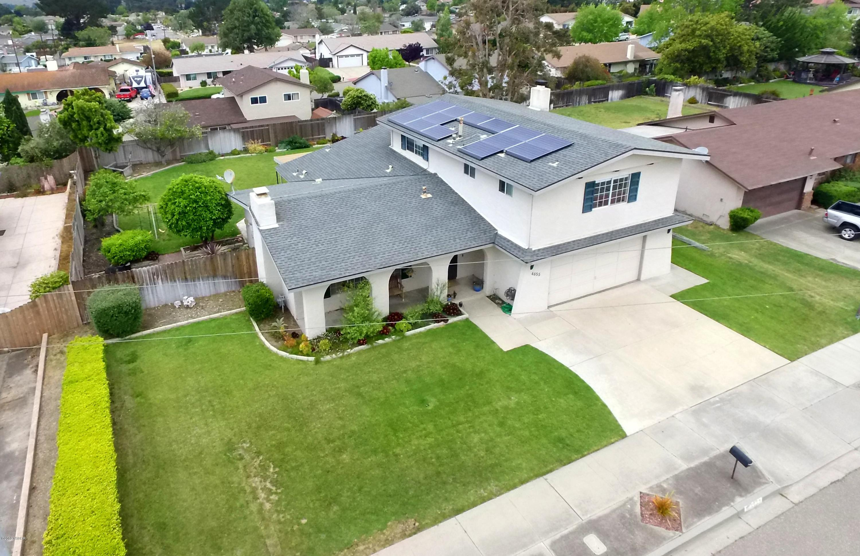4655  Lydia Lane, Santa Maria, California