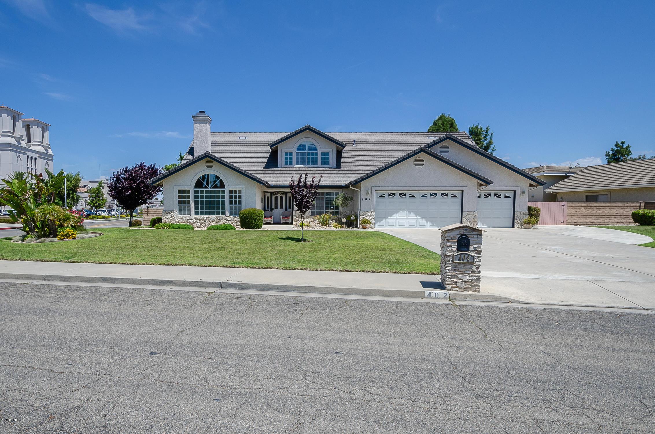 402  Marian Drive, Santa Maria, California