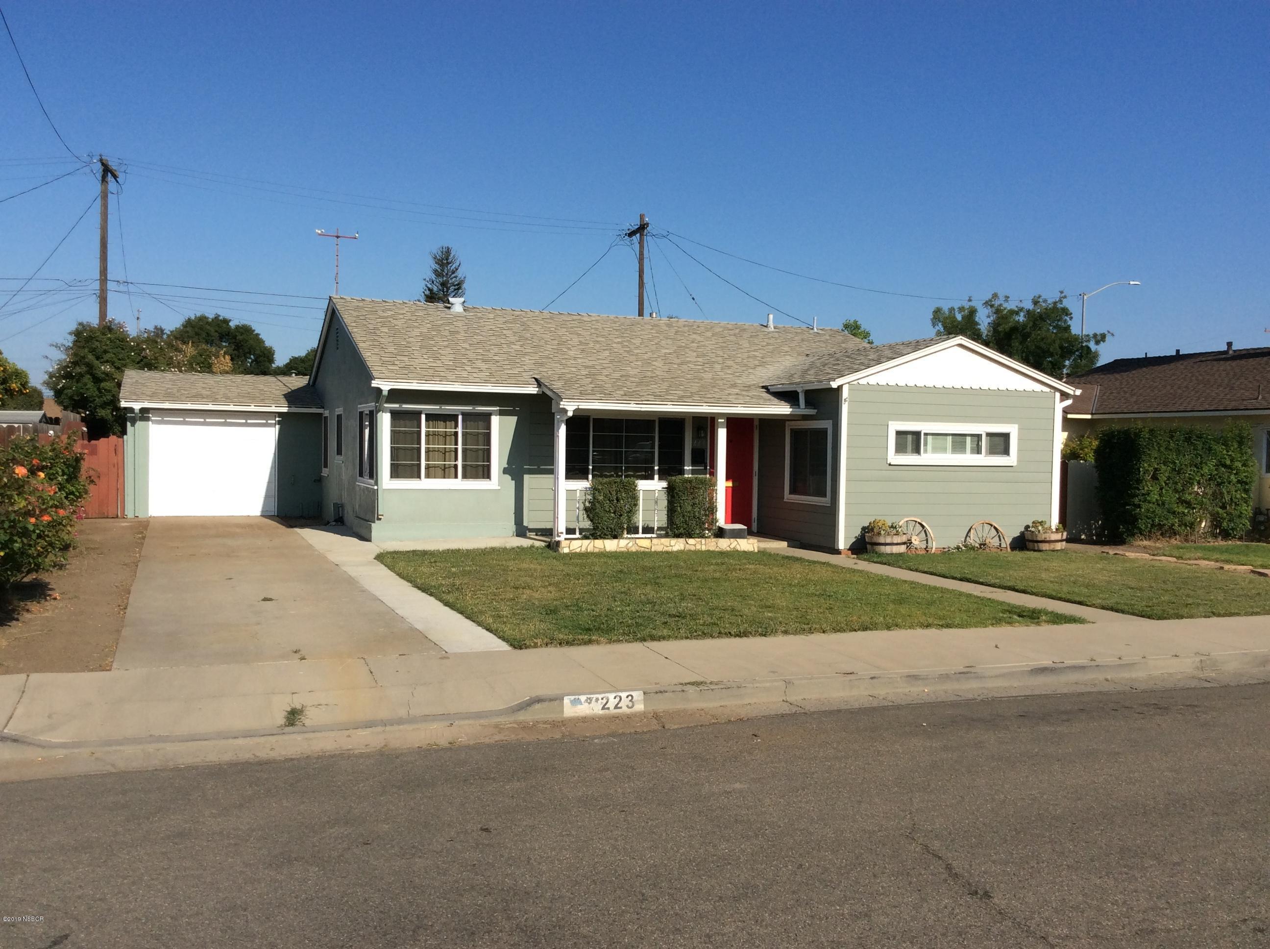 223  Linda Drive, Santa Maria, California