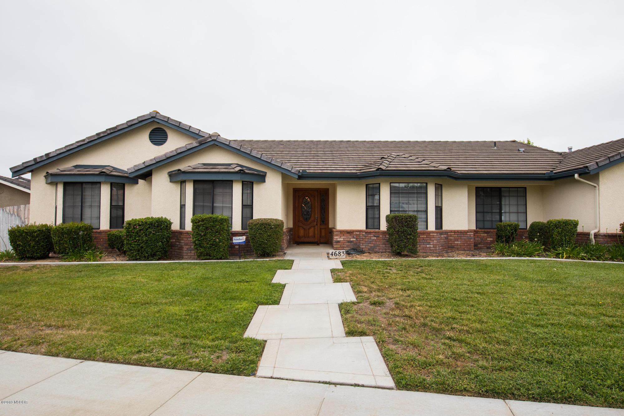 4683  Woodmere Road, Santa Maria, California