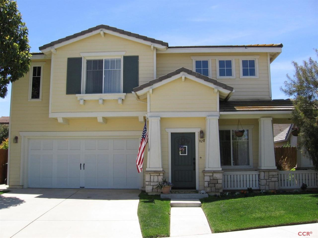 One of Santa Maria 3 Bedroom Homes for Sale at 928  Sloan Terrace