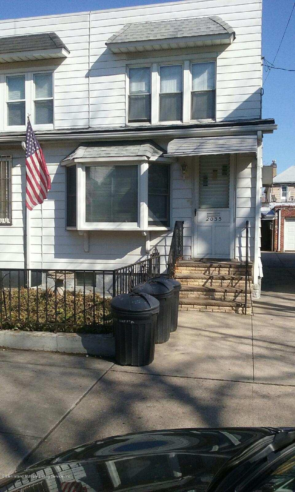 Single Family - Semi-Attached in Gravesend - 2035 5th Street  Brooklyn, NY 11223