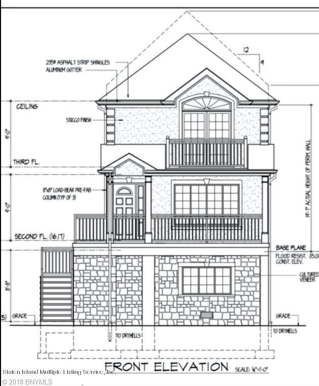 Single Family - Detached 89 Cedar Grove Avenue  Staten Island, NY 10306, MLS-1117972-2