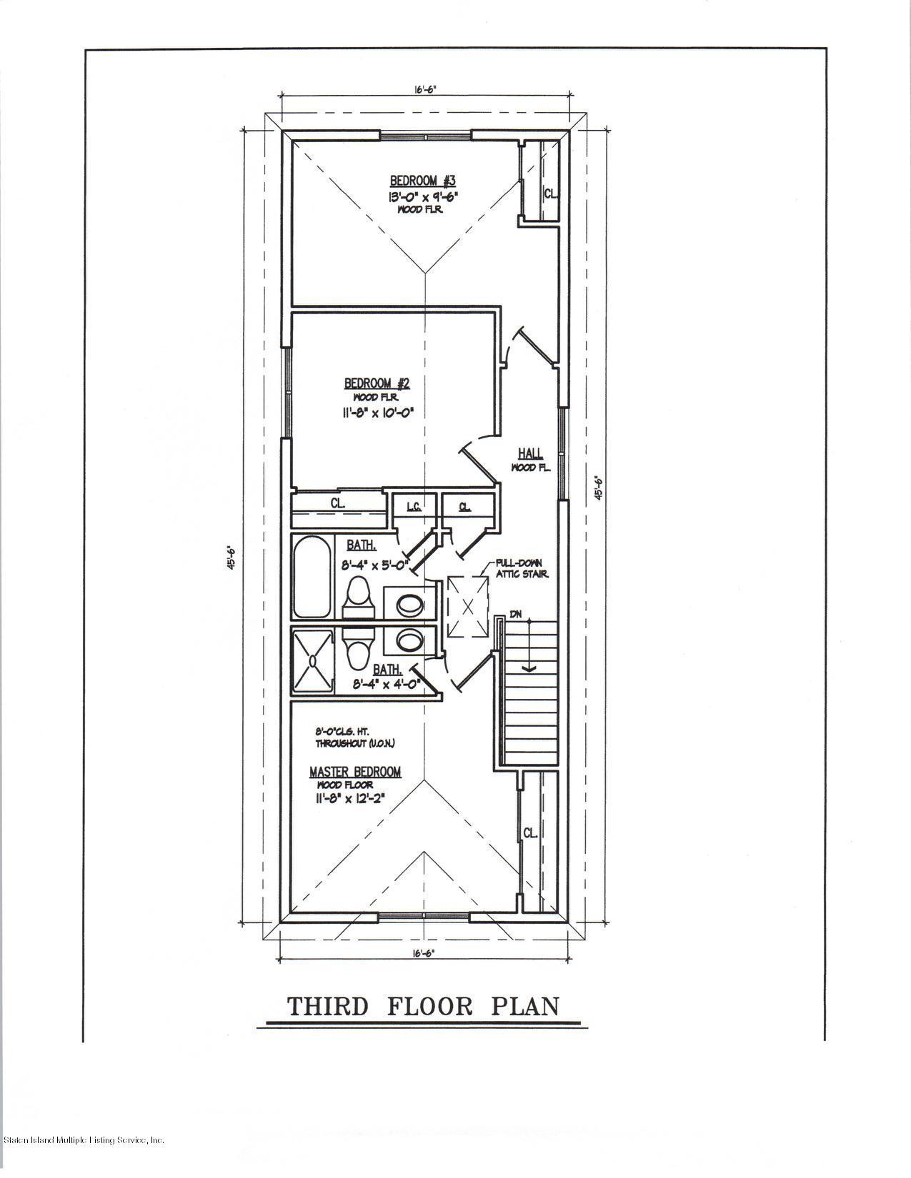 Single Family - Detached 74 Treadwell Avenue  Staten Island, NY 10302, MLS-1118512-9