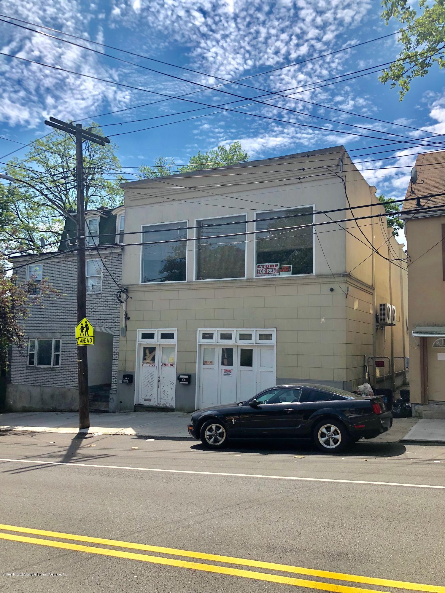 Commercial in Stapleton - 304 Broad Street  Staten Island, NY 10304