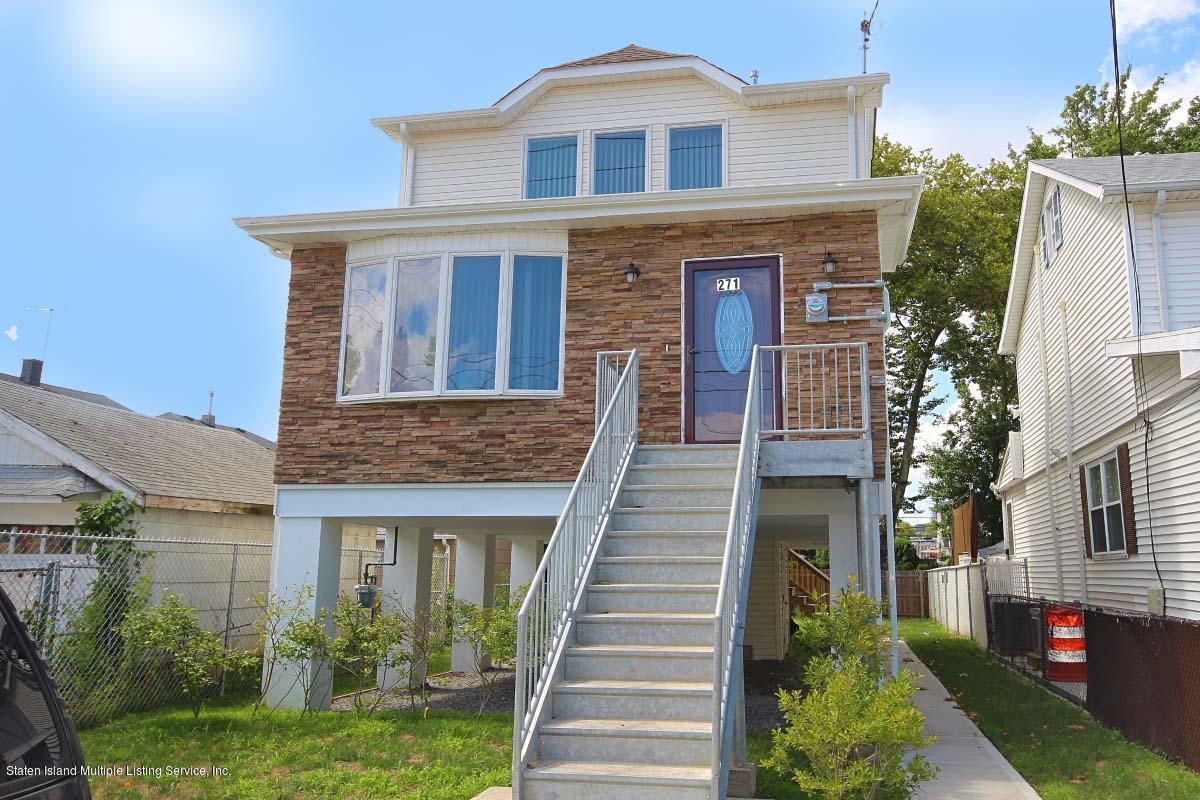Single Family - Detached 271 Boundary Avenue  Staten Island, NY 10306, MLS-1121585-19
