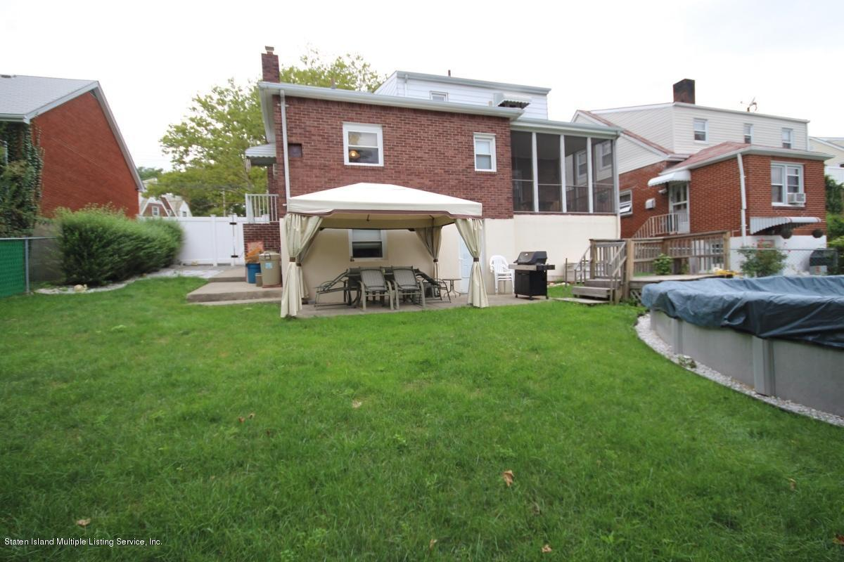 Two Family - Detached 91 Roderick Avenue  Staten Island, NY 10305, MLS-1122007-24