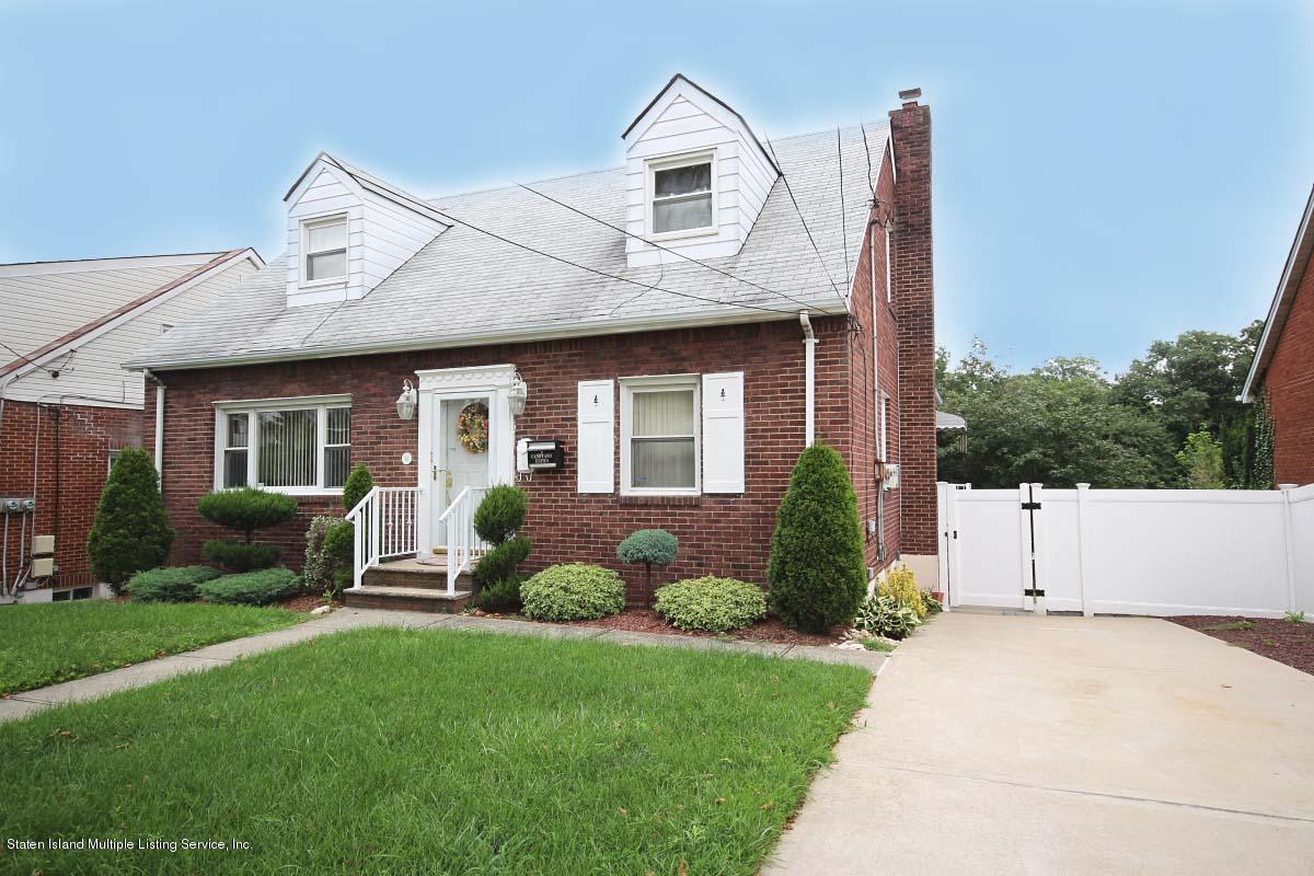 Two Family - Detached 91 Roderick Avenue  Staten Island, NY 10305, MLS-1122007-2