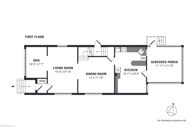 Single Family - Detached 191 Raymond Place  Staten Island, NY 10310, MLS-1122201-13