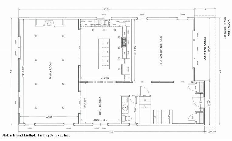 Single Family - Detached 435 Sleight Avenue  Staten Island, NY 10307, MLS-1120484-2